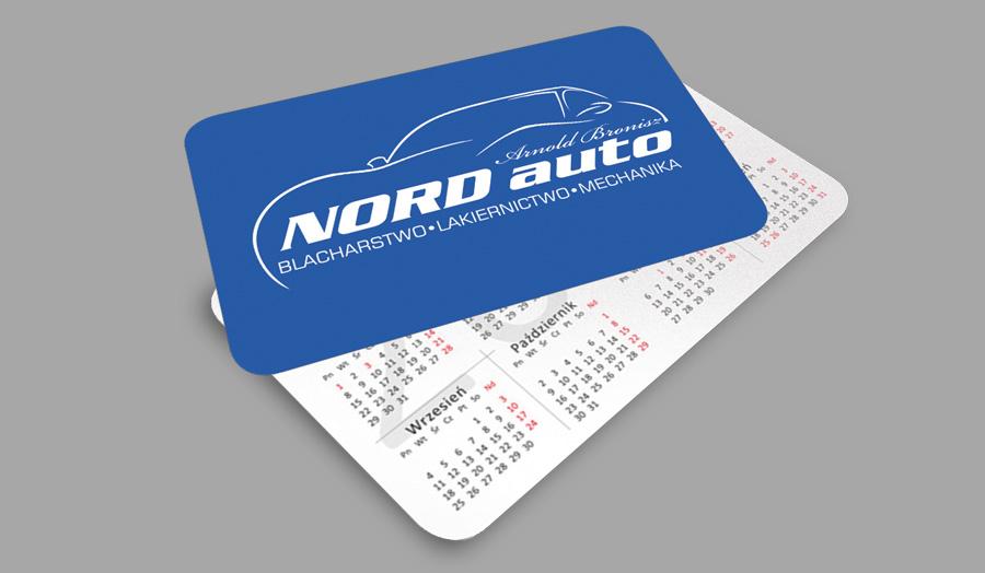 Biznes karty, kalendarzyki <br /> listkowe, metki